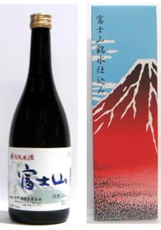 特別純米酒富士山