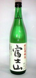 特別本醸造 富士山 720ml